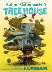 Cover art for KALINE KLATTERMASTER'S TREE HOUSE