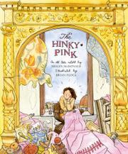THE HINKY PINK by Megan McDonald