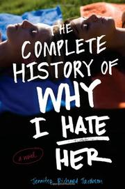 Cover art for THE COMPLETE HISTORY OF WHY I HATE HER