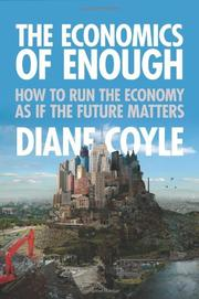 Cover art for THE ECONOMICS OF ENOUGH