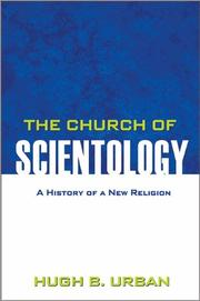 Book Cover for THE CHURCH OF SCIENTOLOGY