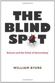 Cover art for THE BLIND SPOT