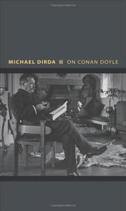 Cover art for ON CONAN DOYLE