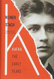KAFKA by Reiner Stach
