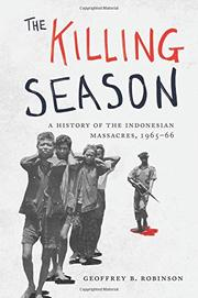 THE KILLING SEASON by Geoffrey B. Robinson