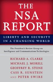 THE NSA REPORT by Richard A. Clarke
