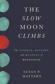 THE SLOW MOON CLIMBS by Susan Mattern