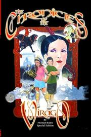 THE CHRONICLES OF THE VIRAGO Cover