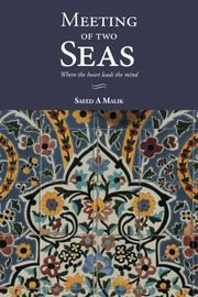 Meeting of Two Seas by Saeed Malik