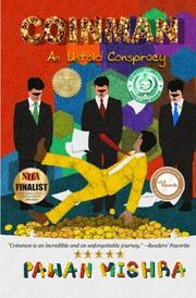 Coinman: An Untold Conspiracy by Pawan Mishra