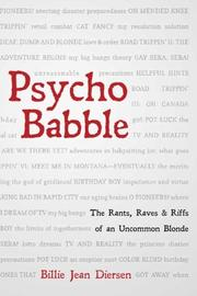 Psycho Babble by Billie Jean Diersen