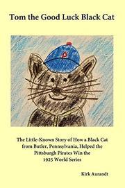 TOM THE GOOD LUCK BLACK CAT by Kirk Aurandt
