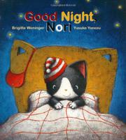 GOOD NIGHT, NORI by Brigitte Weninger