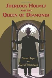 Cover art for SHERLOCK HOLMES AND THE QUEEN OF DIAMONDS