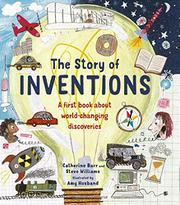 THE STORY OF INVENTIONS by Catherine Barr