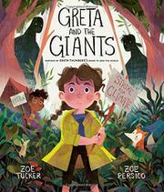 GRETA AND THE GIANTS by Zoë Tucker