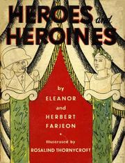 Book Cover for HEROES AND HEROINES