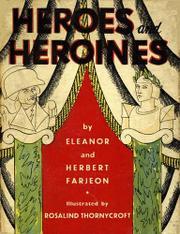 HEROES AND HEROINES by Eleanor Farjeon
