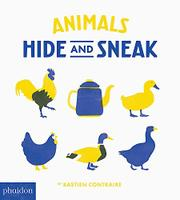 ANIMALS HIDE AND SNEAK by Bastien Contraire