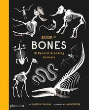 BOOK OF BONES by Gabrielle Balkan