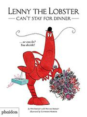 LENNY THE LOBSTER CAN'T STAY FOR DINNER by Finn Buckley