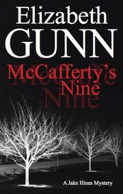Cover art for MCCAFFERTY'S NINE