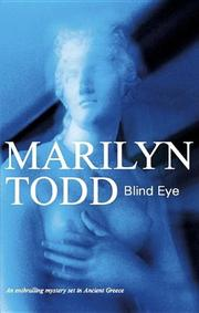 BLIND EYE by Marilyn Todd