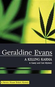 Book Cover for A KILLING KARMA