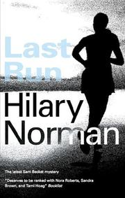 LAST RUN by Hilary Norman