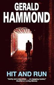 HIT AND RUN by Gerald Hammond