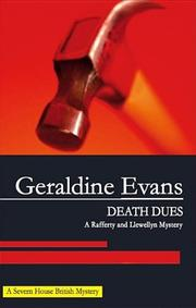 DEATH DUES by Geraldine Evans