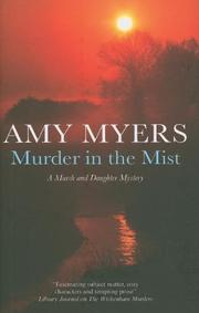 Book Cover for MURDER IN THE MIST