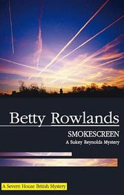 Cover art for SMOKESCREEN
