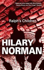 RALPH'S CHILDREN by Hilary Norman