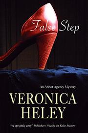 Cover art for FALSE STEP