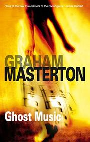 Book Cover for GHOST MUSIC