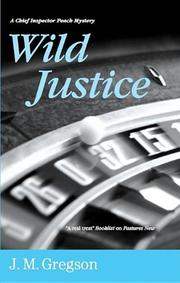 Book Cover for WILD JUSTICE
