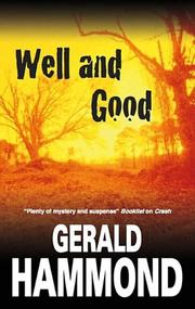 Cover art for WELL AND GOOD
