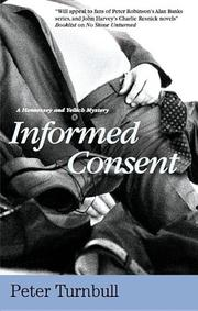 Book Cover for INFORMED CONSENT