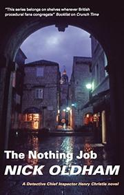Cover art for THE NOTHING JOB