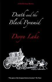 Cover art for DEATH AND THE BLACK PYRAMID