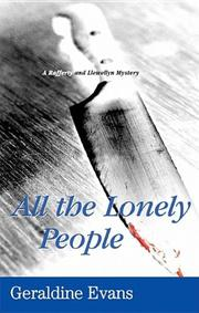Cover art for ALL THE LONELY PEOPLE