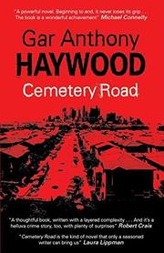 Cover art for CEMETERY ROAD