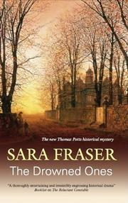 THE DROWNED ONES by Sara Fraser