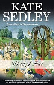 WHEEL OF FATE by Kate Sedley
