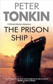 Cover art for THE PRISON SHIP