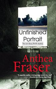 Cover art for UNFINISHED PORTRAIT