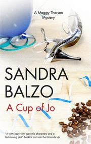 Cover art for A CUP OF JO