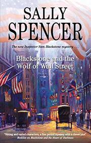 Cover art for BLACKSTONE AND THE WOLF OF WALL STREET