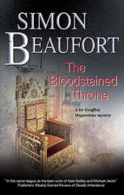 Book Cover for THE BLOODSTAINED THRONE